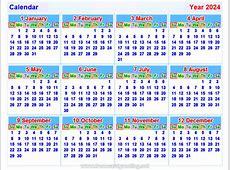 Calendar2024
