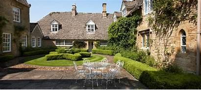 Manor Cornwell Cotswold Estate Luxury Quad Privacy