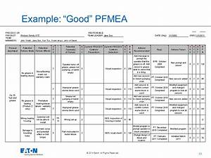 process fmea template costumepartyrun With pfmea template
