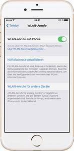 O2 Telefon Einrichten : bei ios 10 1 wlan anrufe auf dem iphone aktivieren so funktioniert s ~ Watch28wear.com Haus und Dekorationen