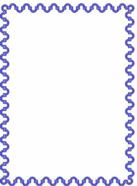 rahmen geschwungen blau ausmalbild malvorlage rahmen