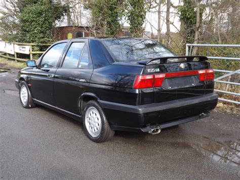 how to learn all about cars 1993 alfa romeo 164 on board diagnostic system 1993 alfa romeo 155q4 classic car auctions