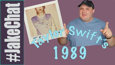Taylor Swift's 1989 |Reaction| - YouTube