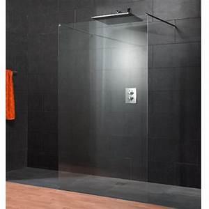 parois et ecrans de douche italienne With parois vitrées pour douche sans porte