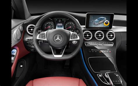 Request a dealer quote or view used cars at msn autos. 2016 Mercedes-Benz C-Class Coupe - Interior - 4 - 2560x1600 - Wallpaper