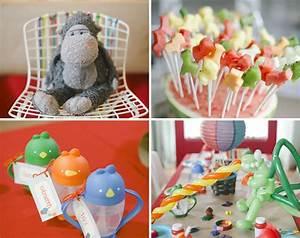 Kindergeburtstag 2 Jährige Deko : ein kindergeburtstag in regenbogenfarben ~ Frokenaadalensverden.com Haus und Dekorationen