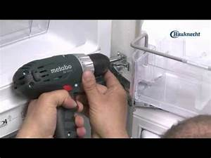 Kühlschrank Festtür Montage : bauknecht k hlschrank einbauen mit festt rmontage erh ltlich bei moebelplus youtube ~ Yasmunasinghe.com Haus und Dekorationen