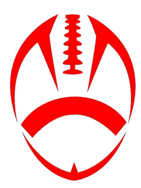 american football lace vector football cut free images at clker vector clip