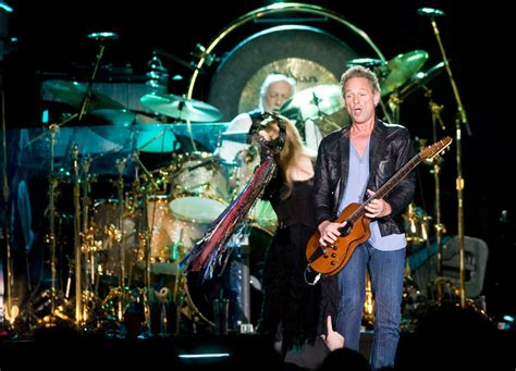 Fleetwood Mac 'coming To Uk In September'