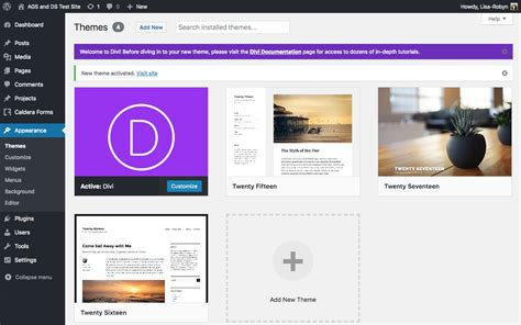 divi theme how to setup and install the divi theme on a website
