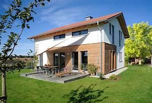Haus Mit Holzfassade : fertighaus holz skandinavien ~ Markanthonyermac.com Haus und Dekorationen