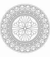 Mandalas Painting Mandala Coloring Therapy Printable sketch template