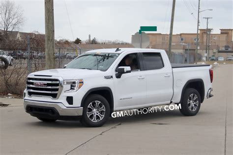 2019 Gmc Truck by 2019 Gmc Teaser Image Shows Profile Gm Authority