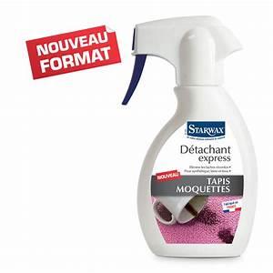 detachant express pour tapis et moquettes starwax With produit pour nettoyer les tapis