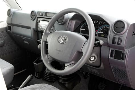 toyota landcruiser  series dual cab ute coming