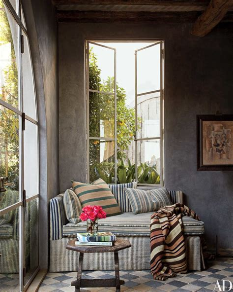 cozy reading nooks  architectural digest