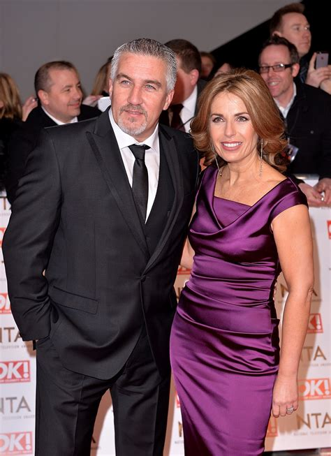paul hollywood splits  wife   years  marriage