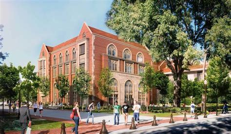 Usc Building A New $50million Home For Its Media School