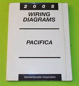 2005 Chrysler Pacifica Wiring Diagrams Manual