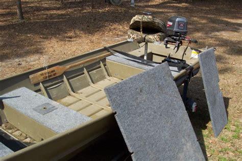 Jon Boat Casting Deck Ideas by Jon Boat Deck Ideas