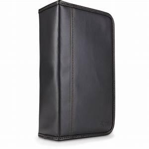 Case Logic 100 Capacity Cd Wallet Black Ksw 92 B H Photo