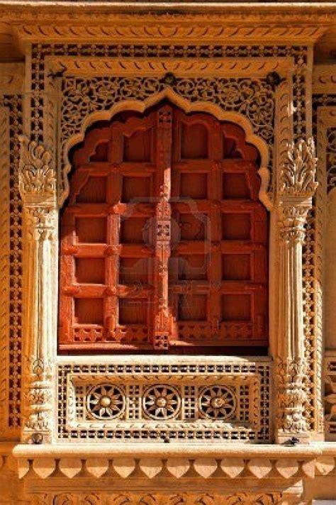 window  rajasthan india hindu architecture design