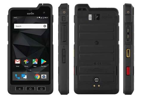 Sonim Xp8 Ultra Rugged Android Smartphone
