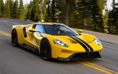 2017 Ford Gt Review Beauty, Brutality, And 'magic Sauce