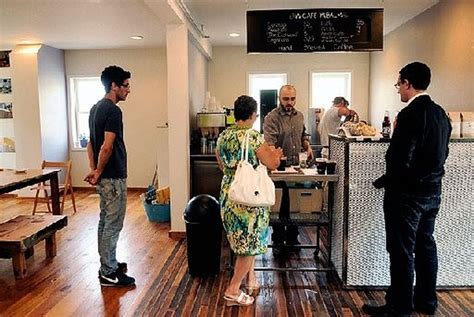 Our app lets you find the closest cafes nearby and lets you view real customer ratings so you can see where the best local spots are in town. New coffee shop and gallery open on Syracuse's Near West ...