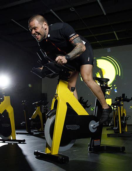 CycleRise - Pirmais treniņš