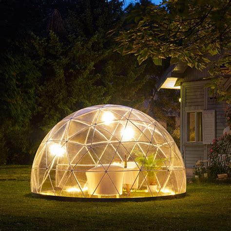 garden igloo 360 garden igloo 360 multipurpose dome outdoor room with free uk and european delivery by