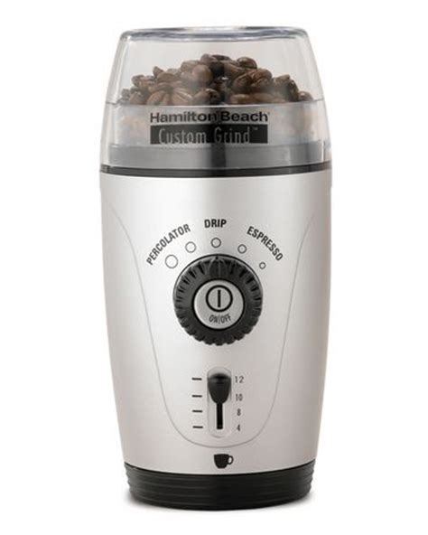 Hamilton Beach Custom Coffee Grinder   Walmart.ca