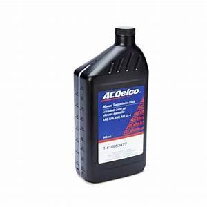Acdelco Canada  U2022 Manual Transmission Fluid