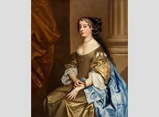 Barbara Villiers Countess of Castlemaine Good Gentlewoman