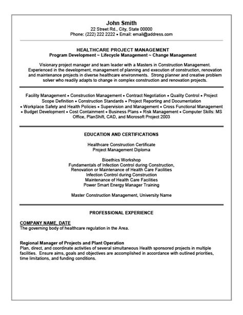 program developer resume template premium resume sles