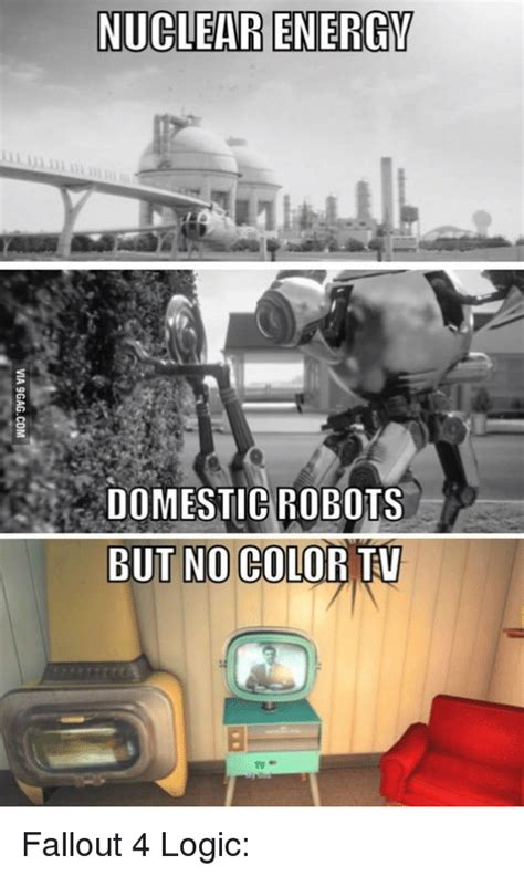 Fallout 4 Memes - 25 best memes about fallout 4 logic fallout 4 logic memes