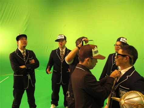 Teriyaki Boyz Shooting New Video