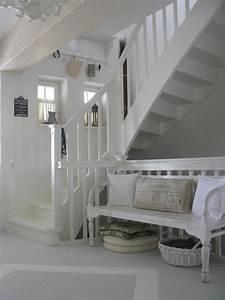 Treppe Shabby Chic : haus treppen ideen haus treppen ideen pinterest haus treppe und flure ~ Frokenaadalensverden.com Haus und Dekorationen