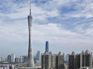 Guangzhou's Elegant Canton Tower is the Tallest Building ...