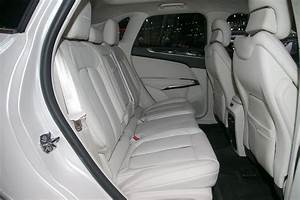 2019 Lincoln Mkc Rear Seat