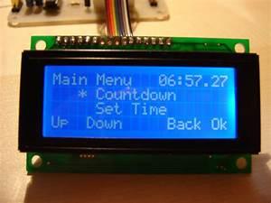 Pic16f84 Alarm Clock