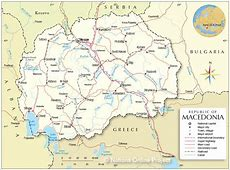 Will Macedonia Be Removed From The Map In 2018