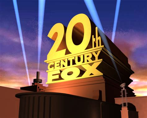 20th Century Fox Logo From The Simpsons Dvd By Ethan1986media On Deviantart