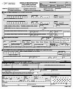 sample dmv application form 9 examples in word pdf With dmv documents for registration