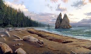 Rialto Beach Washington