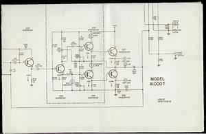 Rare Original Harman Kardon A1000t Stereo Amplifier Amp