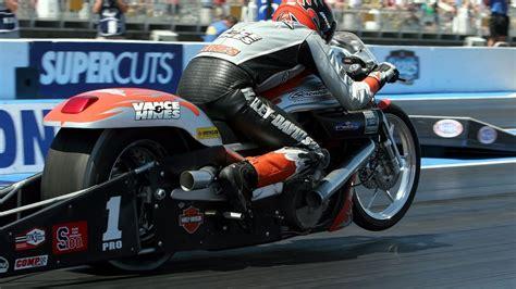 Vance & Hines Motorcycle Drag Racing