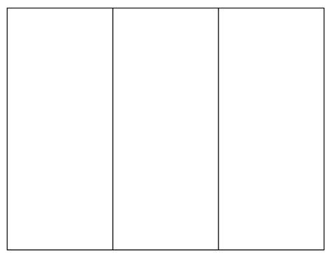 Blank Brochure Templates Cyberuse Blank Brochure Templates Cyberuse