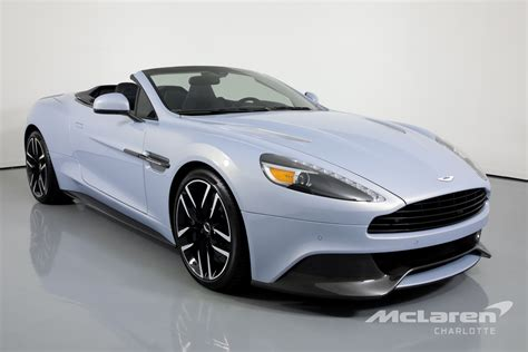 Aston Martin Vanquish Used by Used 2017 Aston Martin Vanquish Volante For Sale 174 996