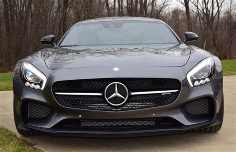 2018 Mercedes Amg Gt S Edition 1 Benztuning